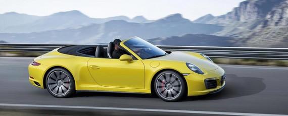 Noul Porsche 911 Carrera Cabriolet 4S (01)
