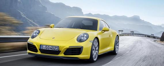 Noul Porsche 911 Carrera 4S (01)