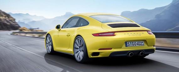 Noul Porsche 911 Carrera 4S (02)