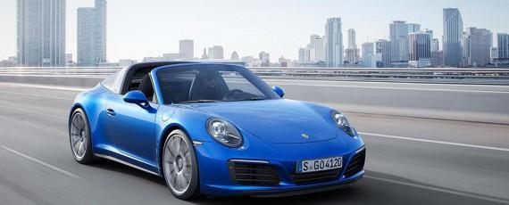 Noul Porsche 911 Targa 4S (01)