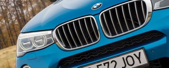 Test BMW X4 M40i (10)