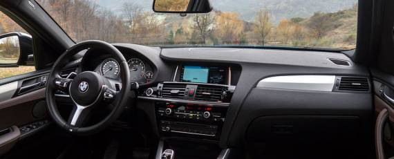 Test BMW X4 M40i (16)