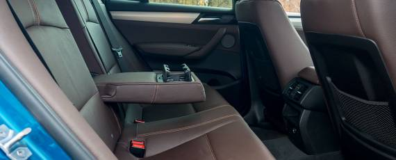 Test BMW X4 M40i (36)