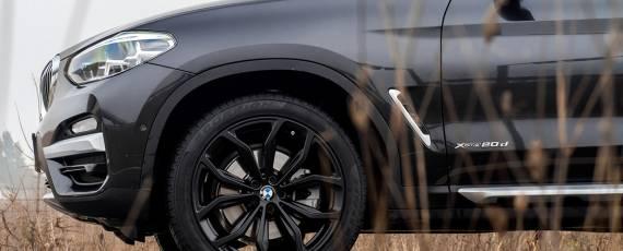 Test BMW X3 xDrive20d (09)