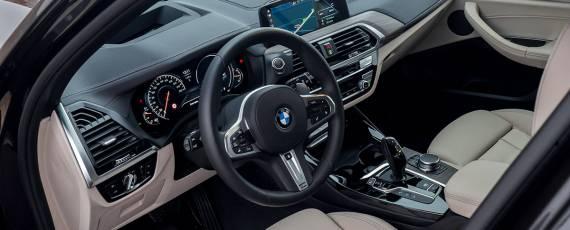 Test BMW X3 xDrive20d (14)