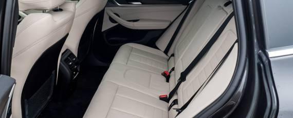 Test BMW X3 xDrive20d (28)