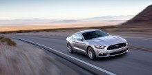 Noul Ford Mustang in Europa