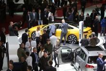 Salonul Auto de la Geneva 2015