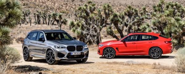 Noile BMW X3 si X4 M