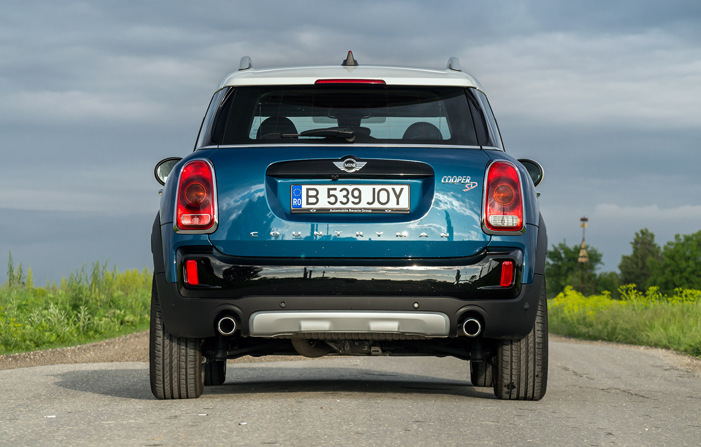 test drive mini cooper sd countryman all4 auto testdrive. Black Bedroom Furniture Sets. Home Design Ideas
