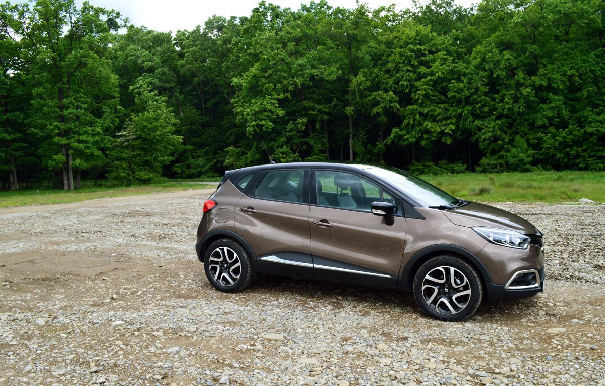 test drive renault captur energy dci 110 auto testdrive