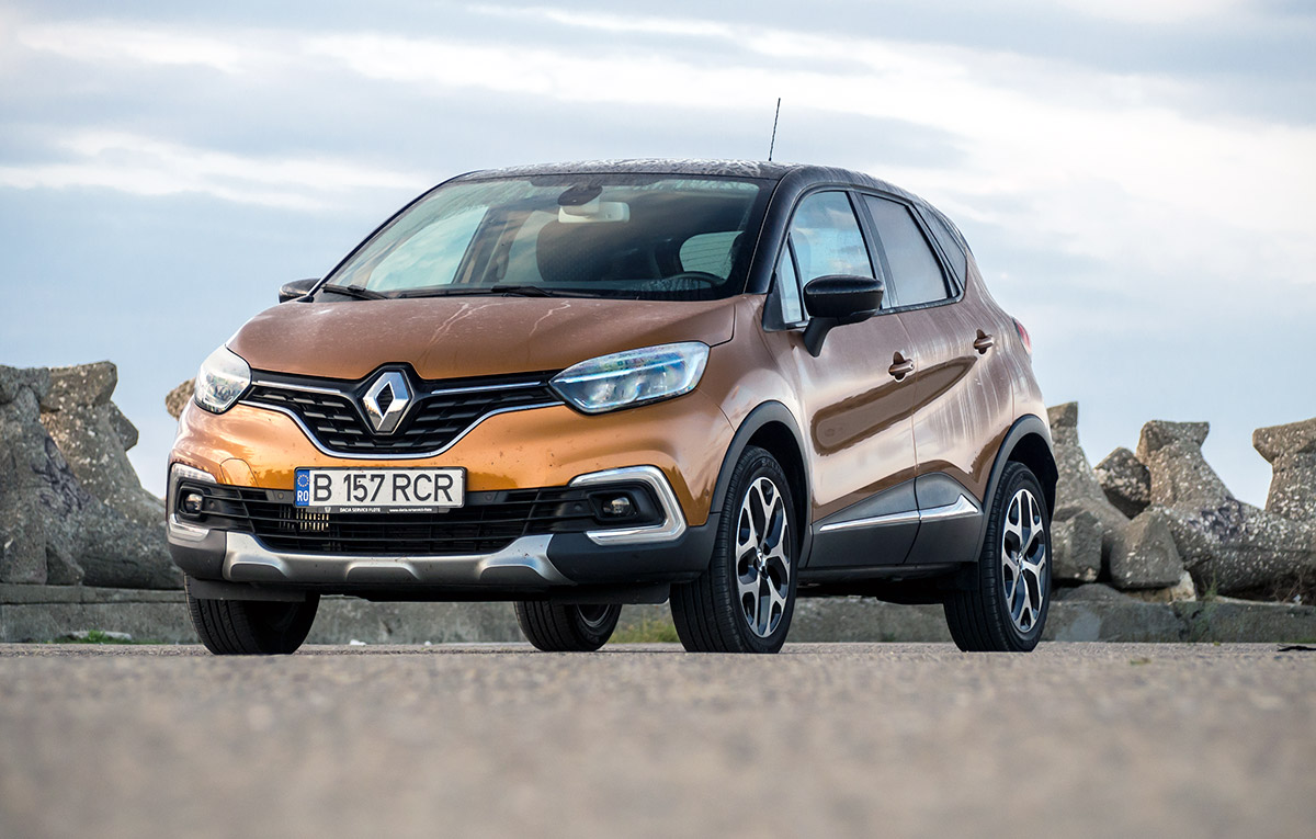 test drive renault captur facelift tce 120 edc intens. Black Bedroom Furniture Sets. Home Design Ideas